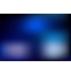 blue blurred background vector image