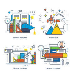 Creativity vision knowledge idea generation vector