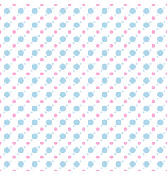 dots background pattern vector image