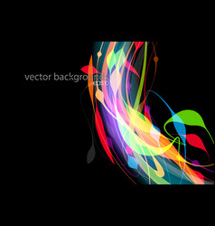 Translucent colors vector