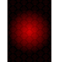 red wallpaper vector image vector image