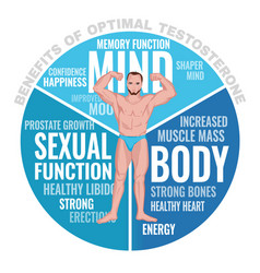 Benefits of optimal testosterone vector