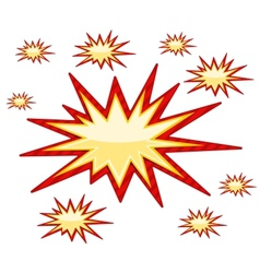 Burst sign vector