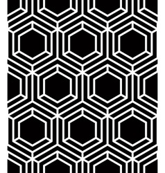 Graphic seamless abstract pattern regular vector image