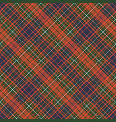 Pixel plaid tartan seamless background vector
