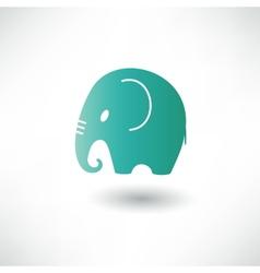 Elephant vector image vector image