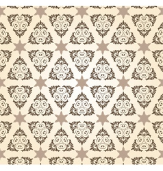 retro wallpaper vector image vector image