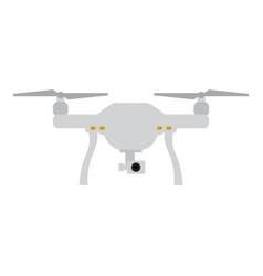 drone toy icon vector image