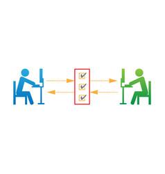 Network protocol vector