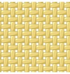 seamless weaving pattern vector image