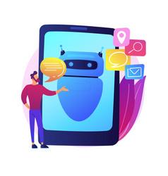 Artificial neural network training concept vector