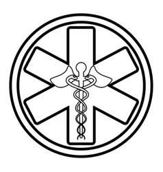 Medical symbol medicine vector