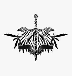 viking 0009 vector image