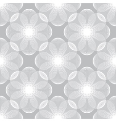 simple abstract geometric vector image vector image