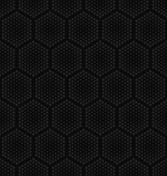 Halftone Seamless Pattern vector