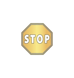 Stop Sign Icon computer symbol vector