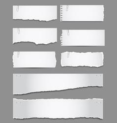Torn Paper vector image vector image