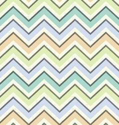 Triangle chevron pastel background vector image vector image