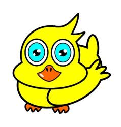 Birdy vector