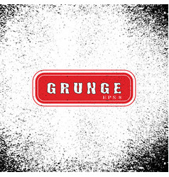 Grunge texture distress black template vector