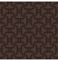 Seamless Egyptian pattern vector image