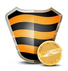 Security shield concepts vector