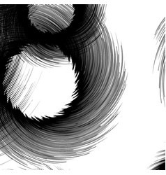 Abstract texture pattern with random radial vector