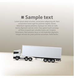 Cargo traffic vector