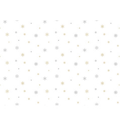 christmas pattern seamless holidays background vector image