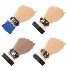 Smart Watches vector