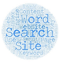 Words Are The Keys To Your Website s Success text vector image