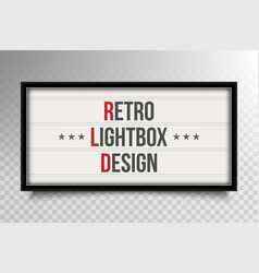 creative of glowing cinema vector image