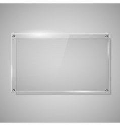Glass Framework vector