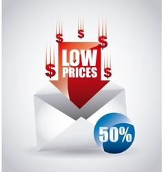 Low prices vector