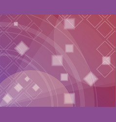 purple abstract background concept of partying vector image