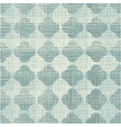 Repeating large pattern vector image vector image