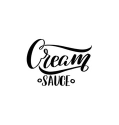Inspirational handwritten brush lettering vector