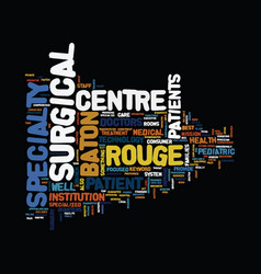 Baton rouge zoo text background word cloud concept vector