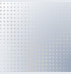 gray dotted background vector image