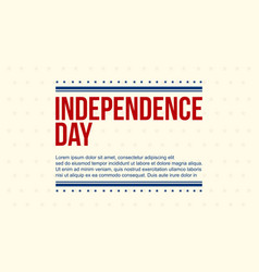 Happy independence day celebration collection vector