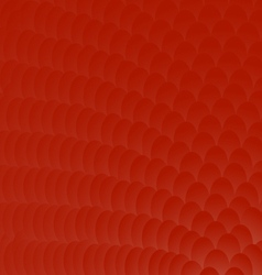 Red Caviar Background vector
