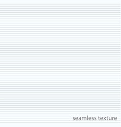 Striped seamless texture horizontal lines pattern vector