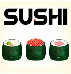Sushi 2 vector