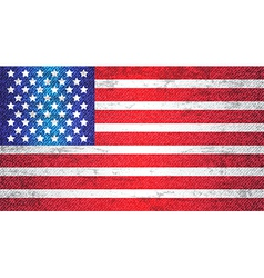 USA Old Flag Art Background vector