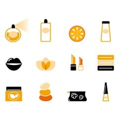 cosmetics vector image vector image