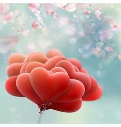 Happy Valentine s day EPS 10 vector image