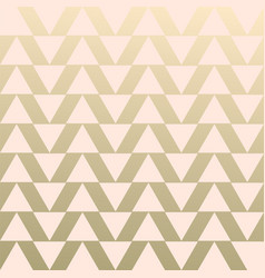 chic geometric pattern vector image