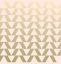 Chic geometric pattern vector