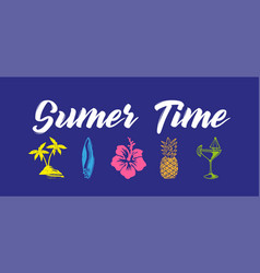 Sumer time vector