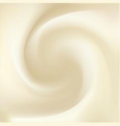 Syrup mayonnaise yogurt ice cream condensed milk vector